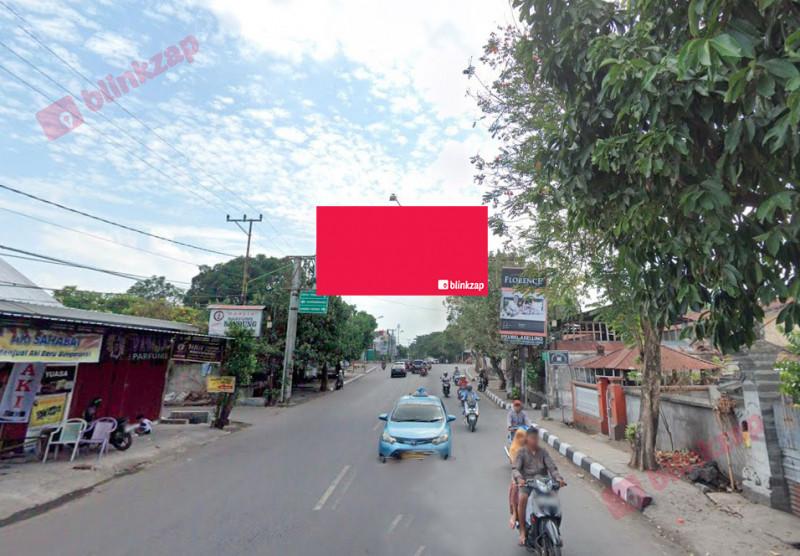 Sewa Billboard - Billboard Jl. Sriwijaya B - Kota Mataram - kota mataram