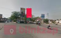 sewa media Billboard Billboard 47. LAMPU MERAH TIMUR TERMINAL BEJEN TEGALGEDE, KARANGANYAR KABUPATEN KARANGANYAR Street