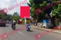 sewa media Billboard Baliho BDLSMRBL01, Jalan Sisingamangaraja - Kota Bandar Lampung KOTA BANDAR LAMPUNG Street
