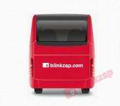 sewa media Vehicle Branding Bus AKPD Back Body Nusantara KOTA JAKARTA UTARA Other