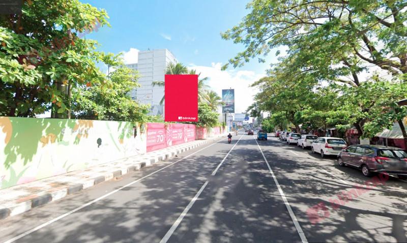 Sewa Billboard - Billboard Jl. Piere Tendean – Boulevard (Samping Mantos) - kota manado