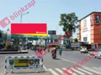 sewa media Billboard KDS 036 JPO Alun Alun Kudus (A) KABUPATEN KUDUS Street