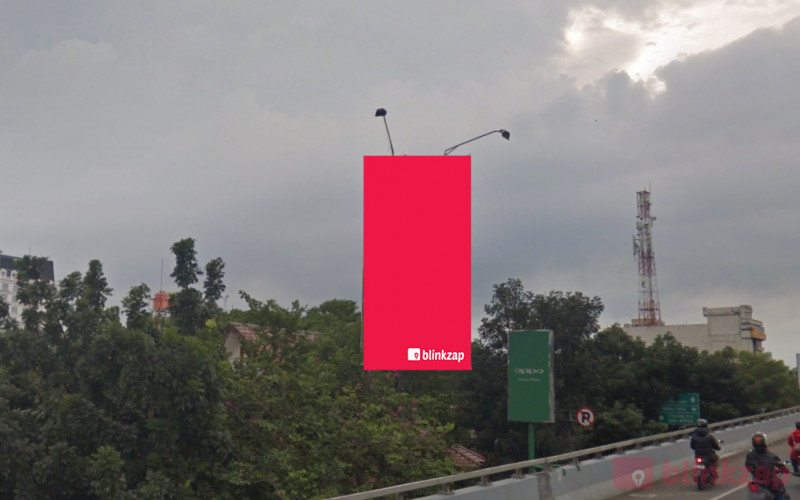 Sewa Billboard - Billboard 4m x 8m Jl.Layang pasupati - kota bandung