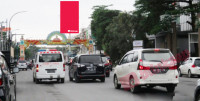 sewa media Billboard BIllboard JL. Gajah Mada Simp S Parman KOTA MEDAN Street