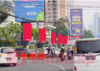 sewa media Videotron / LED LED Citywalk - Jakarta  KOTA JAKARTA PUSAT Street