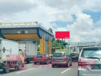 Billboard  Pintu Tol Karangtengah (KM 10+600 B) Arah ke Jakarta