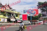 sewa media Billboard BDLPDHL02 - A KOTA BANDAR LAMPUNG Street