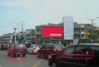 sewa media Billboard Billboard MGM_58, Jalan Juanda simpang Jalan B. Katamso - Kota Medan KOTA MEDAN Building