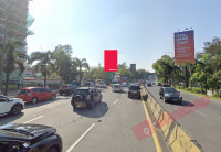 sewa media Billboard Billboard Exit Tol Pasteur Jl. Djundjunan Bandung KOTA BANDUNG Street