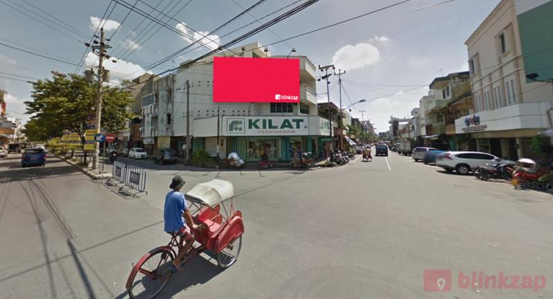 Sewa Billboard - Billboard Jl. DR. Radjiman Perempatan Coyudan - Solo - kota surakarta