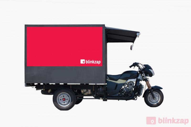 Sewa Vehicle Branding - Vehicle Branding Motorcycle  - kota jakarta utara