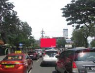 sewa media Videotron / LED LED Jl. Indragiri - Adityawarman SBY  KOTA SURABAYA Street