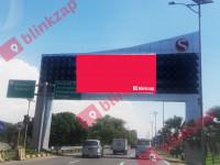 sewa media Videotron / LED LED Bando Bandara KOTA TANGERANG Street