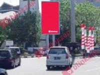 sewa media Billboard 4x8 Jl. Simpang5 ( Baiturrahman ) KOTA SEMARANG Street
