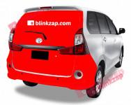 sewa media Vehicle Branding Car Branding - Sticker Full Back Semarang KOTA JAKARTA SELATAN Other