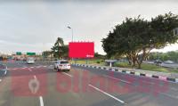 sewa media Billboard Billboard Pintu Masuk T1 - Bandara Soekarno Hatta International KOTA TANGERANG Street