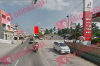 sewa media Billboard Jl. Sudirman Samping SPBU Aek Kanopan KABUPATEN ASAHAN Street