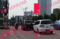 Billboard Jl. MH. Thamrin Kebun Nanas