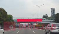 sewa media Billboard Billboard JL. TOL JAKARTA – TANGERANG KM. 06+245 MERUYA – JAKARTA BARAT KOTA JAKARTA BARAT Street