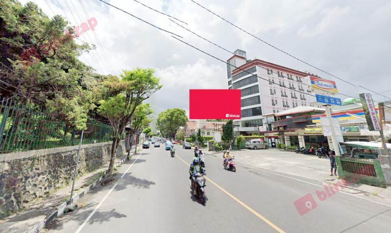 Sewa Billboard - Billboard Jl. Sudirman (Depan Hotel Peninsula) B - kota manado