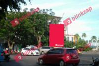 sewa media Billboard Billboard Jl Piere Tendean Pertigaan Bahu  KOTA MANADO Street