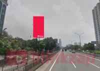 sewa media Billboard Billboard Arjuna IWI A KOTA JAKARTA BARAT Street