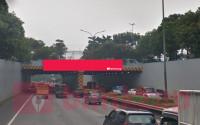 sewa media Billboard Billboard JPO Tol JORR KM.25 A KOTA JAKARTA SELATAN Street