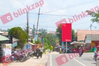 sewa media Billboard Billboard ANWAR RASYID LR FAMILI WAY HITAM, Jalan Kapten Anwar Arsyad Kota Palembang KOTA PALEMBANG Street