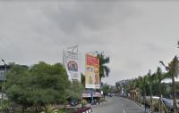 sewa media Billboard Billboard Perempatan paster suryasumantri KOTA BANDUNG Street
