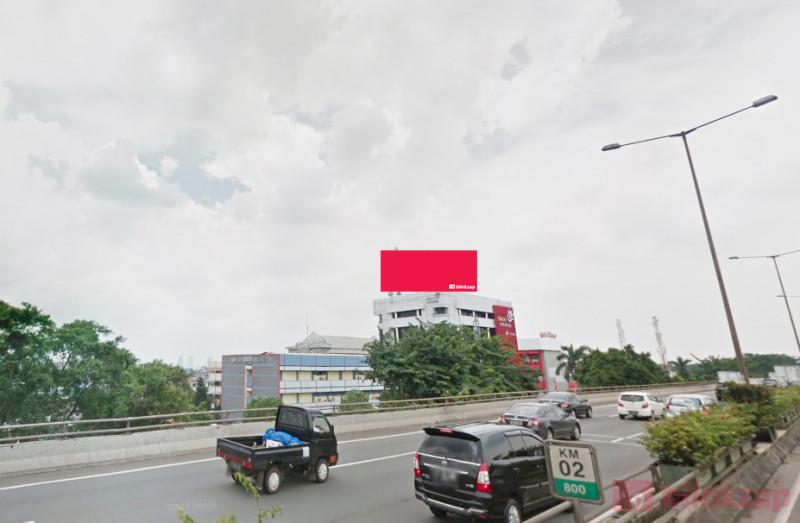 Sewa Billboard - Billboard - Siteplan GD. Telkom - kota jakarta timur