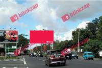 sewa media Billboard Billboard JL A A MARAMIS DEPAN GRAND KAWANUA (B) KOTA MANADO Street