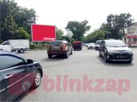 sewa media Billboard Billboard MGM_02, Jalan Gagak Gitam Simpang Jalan Amal - Kota Medan KOTA MEDAN Street