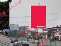 sewa media Billboard Semi Bil Guru Patimpus (A) KOTA MEDAN Street