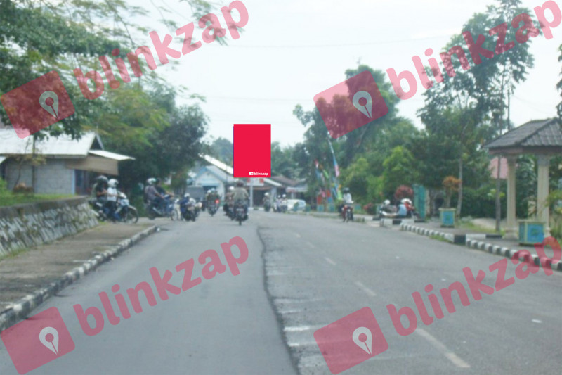 Sewa Billboard - Billboard BLTS1BL01 Jl. Diponegoro (Simp. 3 GOR Pangkal Lalang), Tanjung Pandan                                                                                                                      - kabupaten belitung