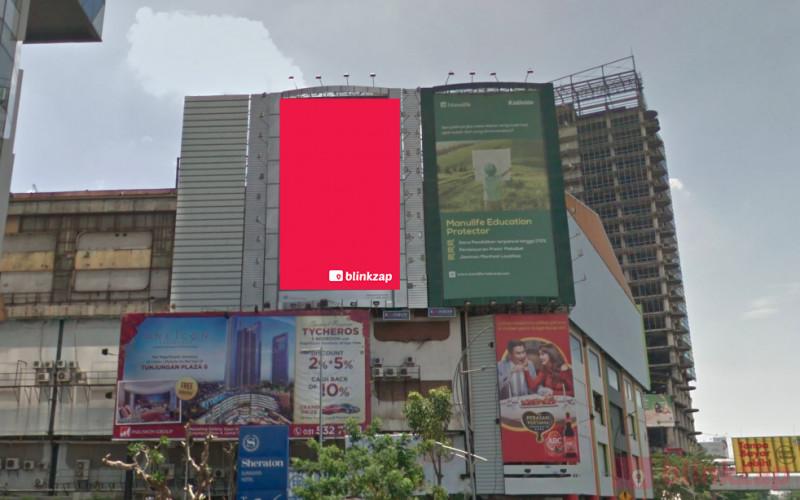 Sewa Billboard - Billboard Jl Embong Malang  Gd Go Skate 2 B - kota surabaya