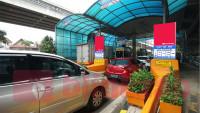 sewa media Videotron / LED LED Toll Gate - Kebon Nanas KOTA JAKARTA TIMUR Street