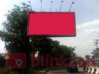 sewa media Billboard Billboard MGM_16, Jalan Sudirman(Side A) Dekat RS Pamela - Kota Tebing Tinggi  KOTA TEBING TINGGI Street