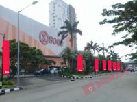 sewa media Banner Umbul - Umbul MKG KOTA JAKARTA UTARA Mall