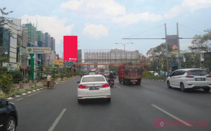 Sewa Billboard - Billboard Jl.Ahmad Yani (Perempatan Kayuringin) - kota bekasi