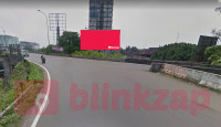 sewa media Billboard Billboard ALTERNATIF CIBUBUR SEBELUM JUNCTION  KOTA DEPOK Street