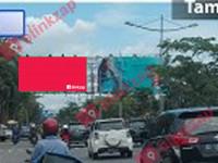 sewa media Billboard Billboard 55.JL. A. YANI 5 DEPAN SPBU  KANTOR PKS Bag 1 (A) KOTA BANJARMASIN Street