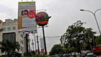 sewa media Billboard JU - 18 KOTA JAKARTA UTARA Street