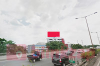 sewa media Billboard Billboard - Siteplan GD. Telkom KOTA JAKARTA TIMUR Building