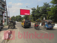 sewa media Billboard Billboard MGM_17, Jalan Sudirman (Side B) / RS Pamela - Kota Tebing Tinggi KOTA TEBING TINGGI Street