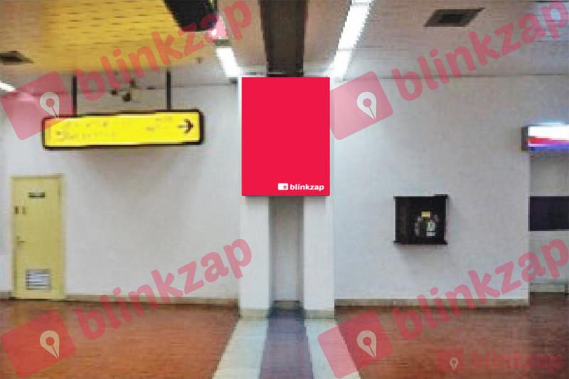 Sewa Neon Box - Neon Box Central Corridore Terminal 2F Arrival - kota tangerang