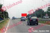 sewa media Billboard jl. Bandara Kuala Namu Deli Serdang KNIA KM 4 KABUPATEN DELI SERDANG Street