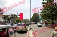sewa media Billboard Billboard Jl. Surapati (depan Kejati Gasibu) KOTA BANDUNG Street