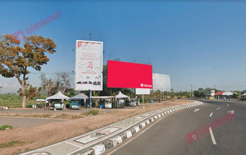 Sewa Billboard - Billboard Jl. Gerung - Lombok Barat - kabupaten lombok barat