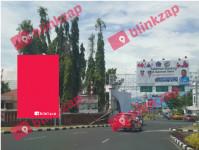 sewa media Billboard Billboard JLA A Maramis – Pintu Gerbang Bandara Samratulangi KOTA MANADO Street