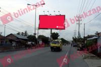sewa media Billboard Jl. Yos Sudarso dkt terminal tebing tinggi  KOTA TEBING TINGGI Street